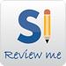 Scribnia author review button