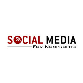 Social Media for Nonprofits conference logo